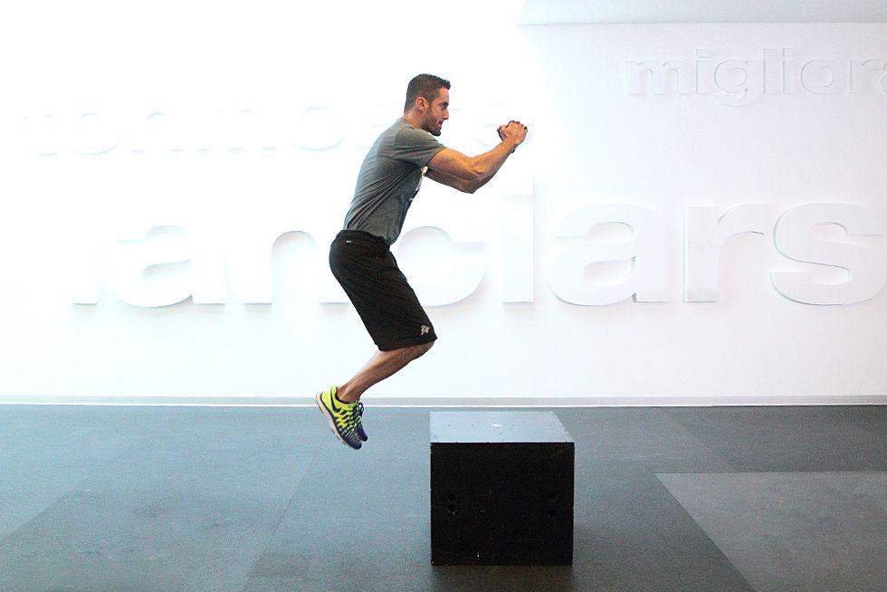Workout: gambe più forti per gli sport outdoor