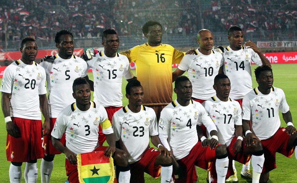 Gruppo G: il Ghana