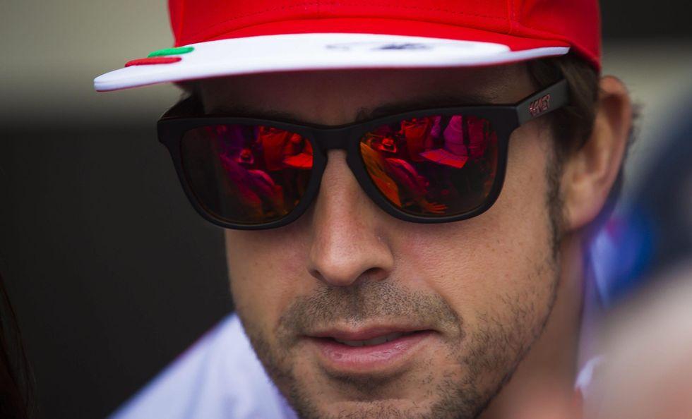 Raikkonen come Massa. E' Alonso il fuoriclasse