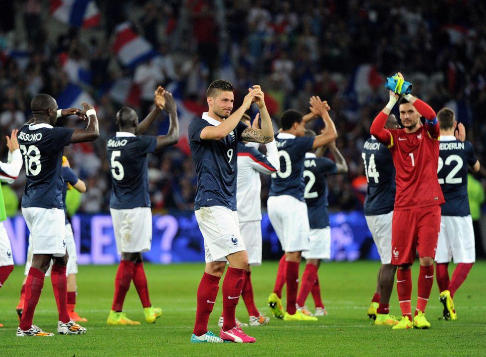Gruppo E: la Francia