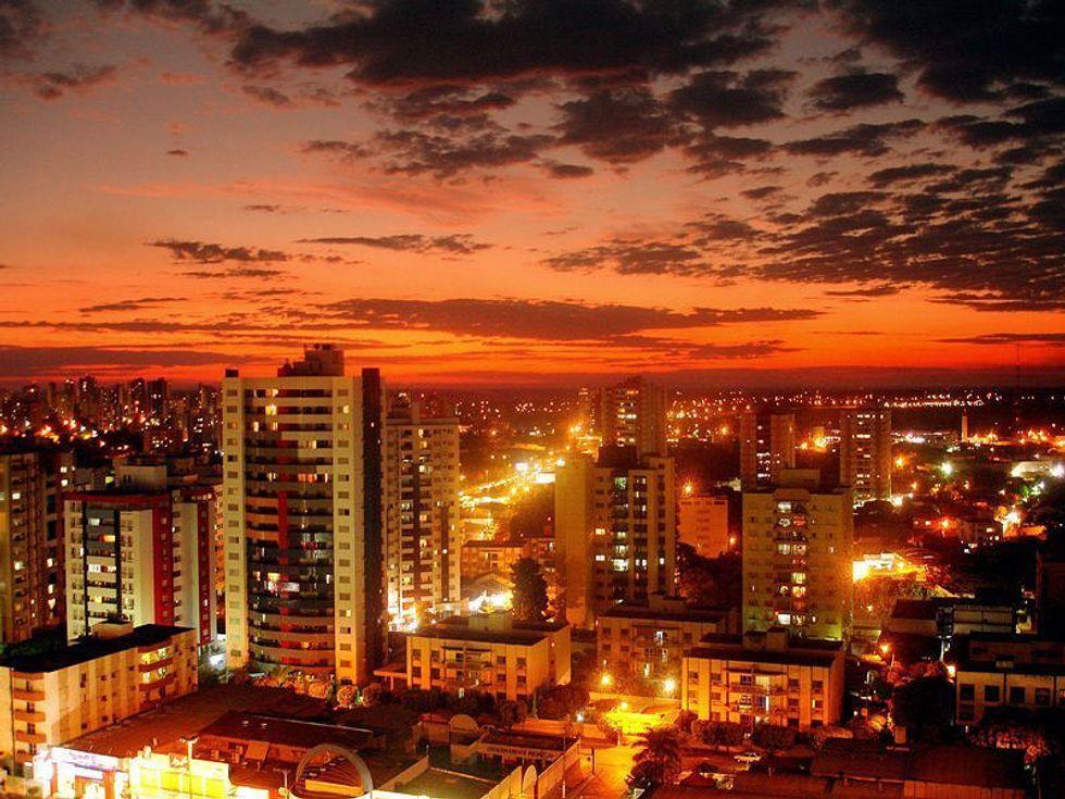 Le città del Mondiale: Cuiabá