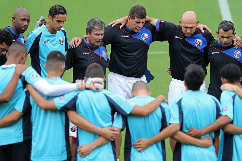 Il programma di oggi: il debutto dell'Uruguay