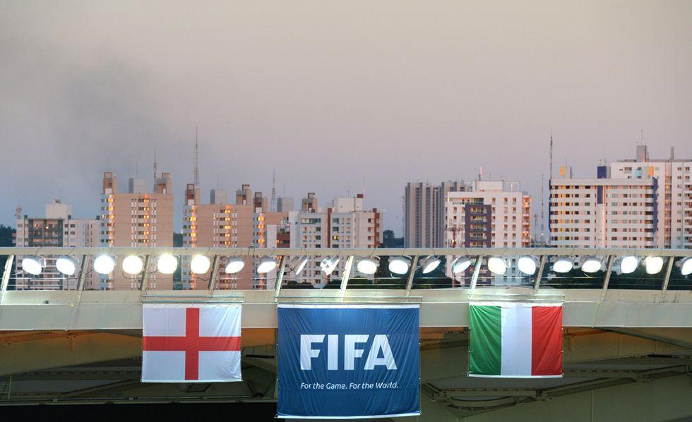 Italia - Inghilterra: la diretta via Twitter