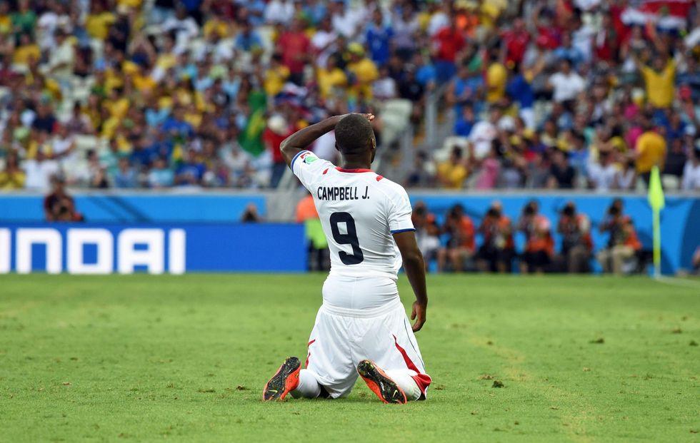 Uruguay-choc: la Costa Rica vince e sogna