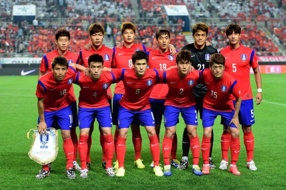 Gruppo H: la Corea del Sud
