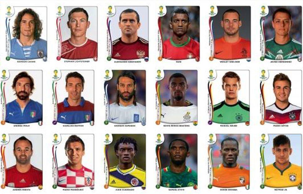 Tutte le squadre di Brasile 2014: rose, statistiche, curiosità