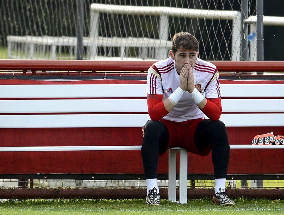 La parabola di Casillas e le ragioni di Mourinho