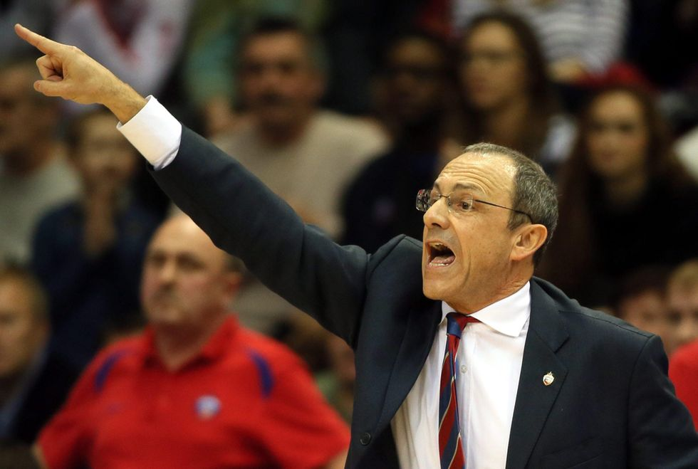 "Coach Messina: ""Belinelli fuoriclasse di perseveranza"""