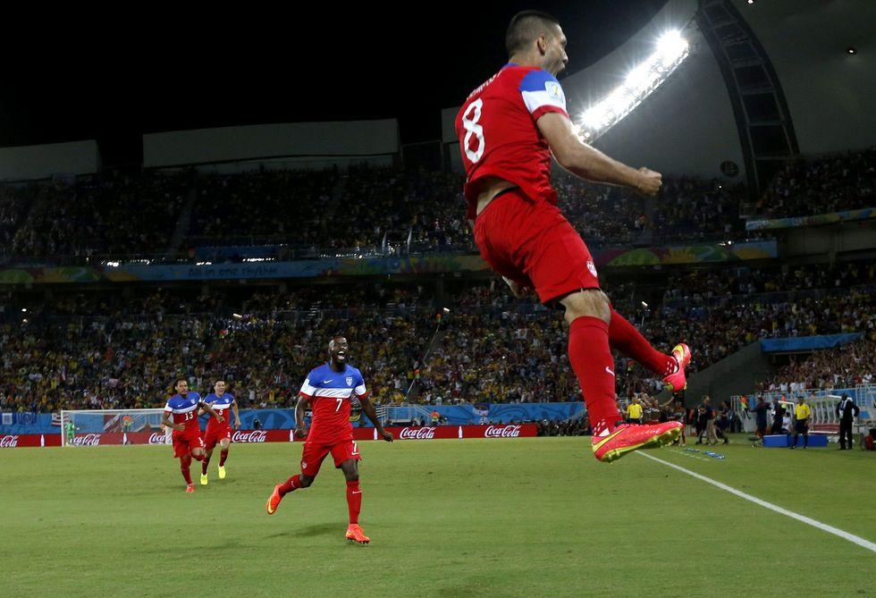 Usa, gol record: 28'' (quinto nella storia)
