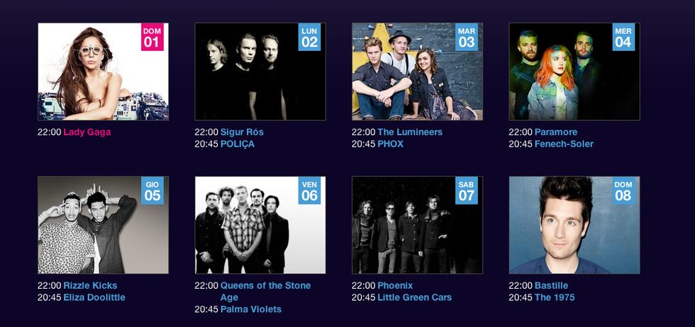 iTunes Festival, ecco tutti i modi per seguirlo in streaming