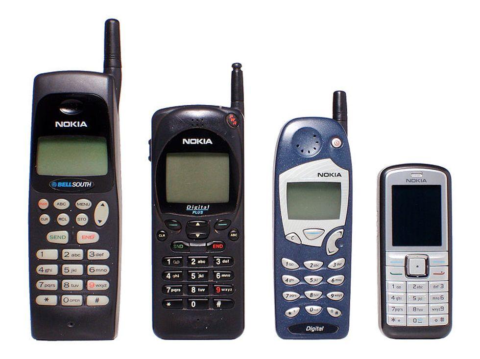 Nokia: i 10 cellulari che hanno fatto la storia