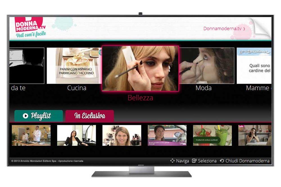 Donnamoderna.com e Samsung: uniti per l'universo femminile