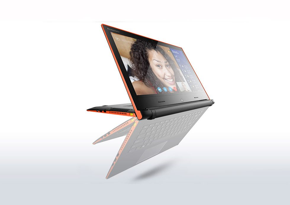 Lenovo IdeaPad A10, laptop Android a 300 gradi