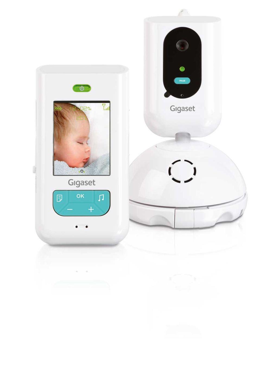 Gigaset: Baby monitor audio e video