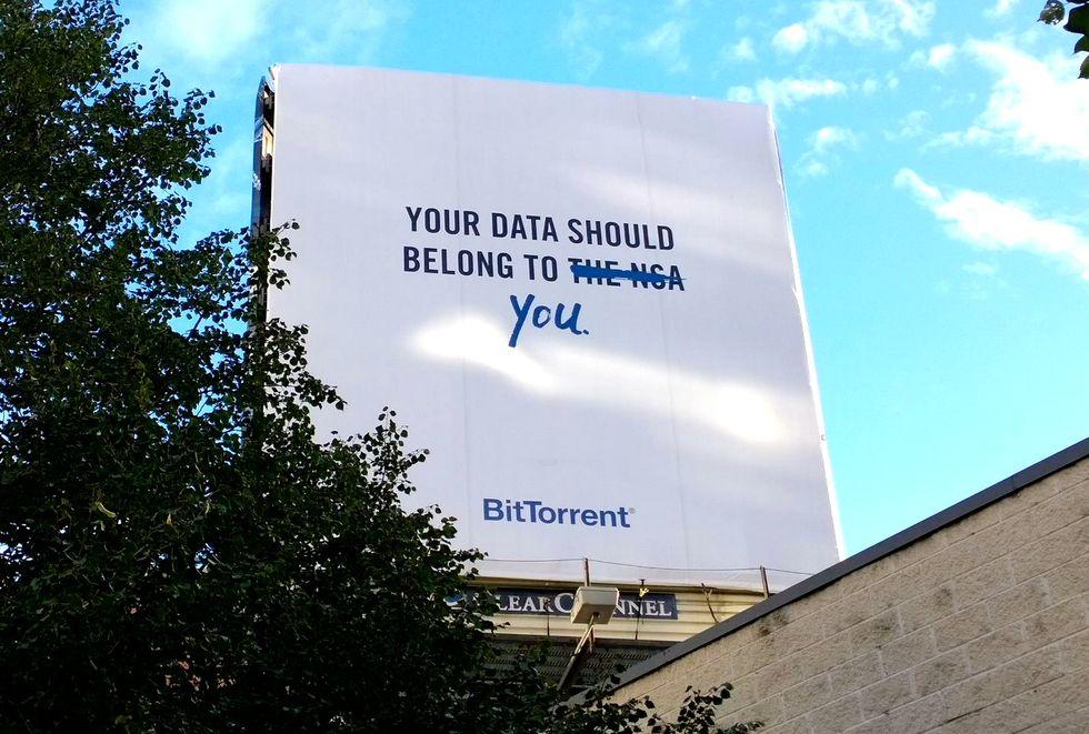 BitTorrent punzecchia l'NSA e prepara una chat a prova di spie