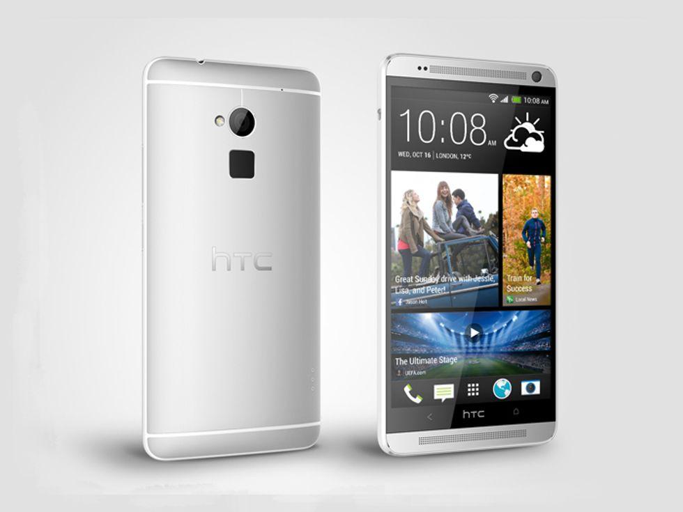 HTC One Max, scordatevi il caricabatterie