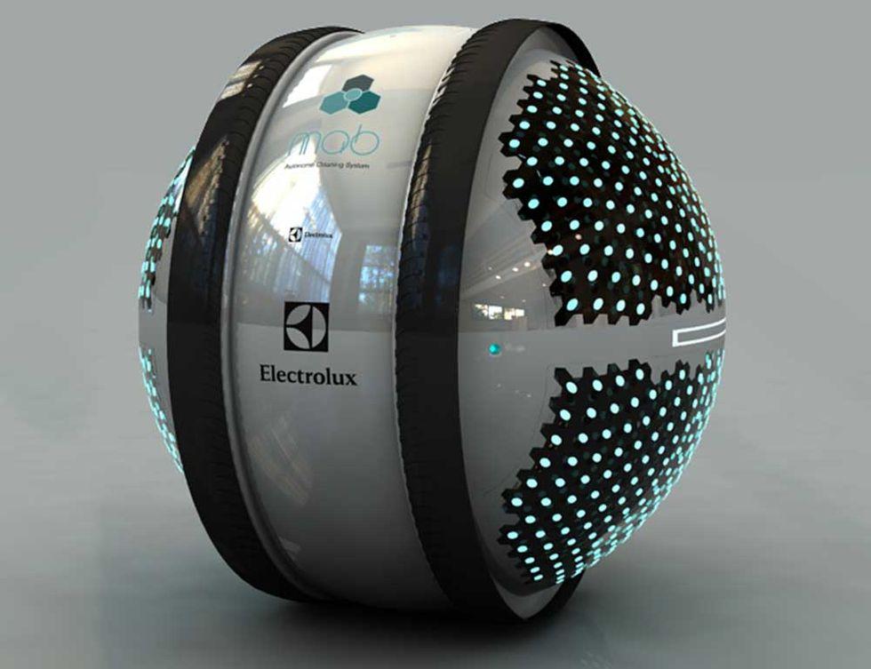 Mab: micro-robot volanti puliranno la casa