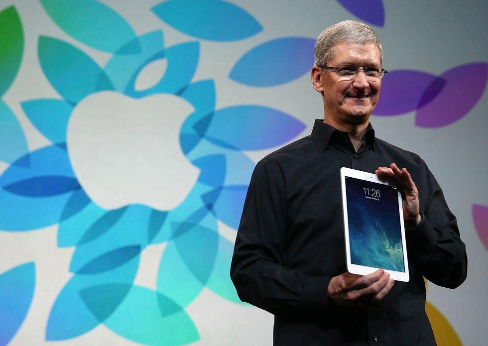 Nuovi iPad Air e iPad Mini: gli annunci in diretta