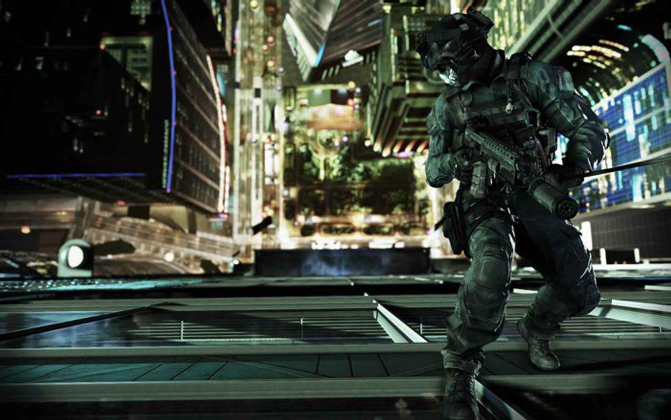 Call of Duty: Ghosts, il trailer di lancio