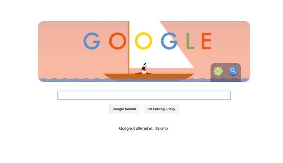Google, un Doodle per André-Jacques Garnerin e il suo paracadute