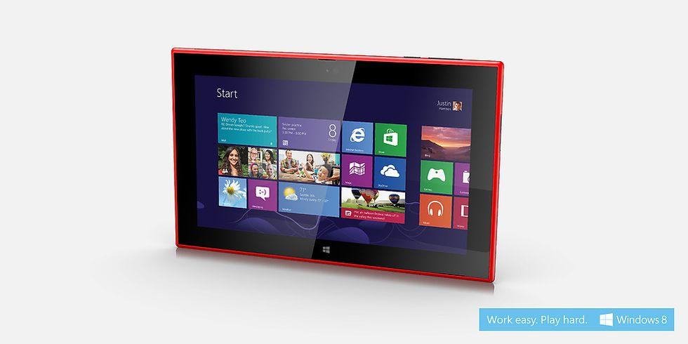 Lumia 2520 vs Surface 2: cosa cambia