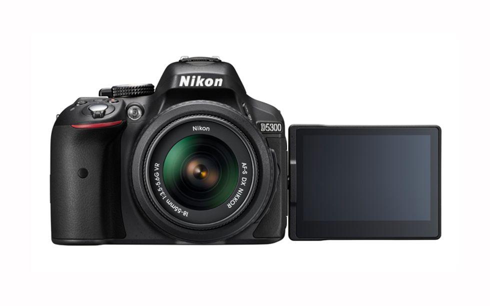 Nikon D5300: e finalmente venne il Wi-Fi