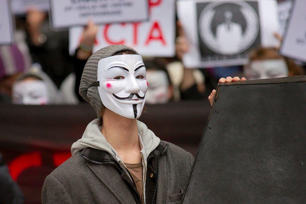 Anonymous: un esercito di ragazzini