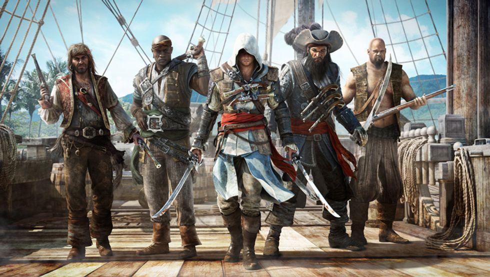 Assassin's Creed IV, 10 cose da sapere