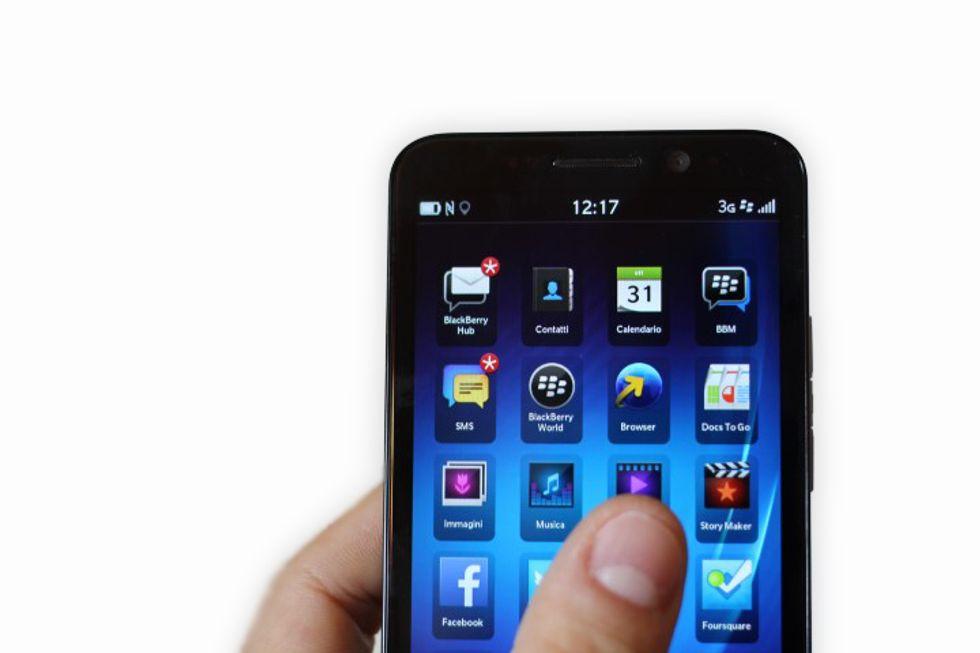 BlackBerry Z30, la nostra prova