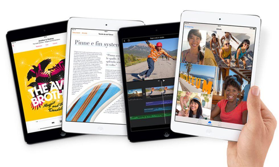 iPad mini con display Retina: le cose da sapere