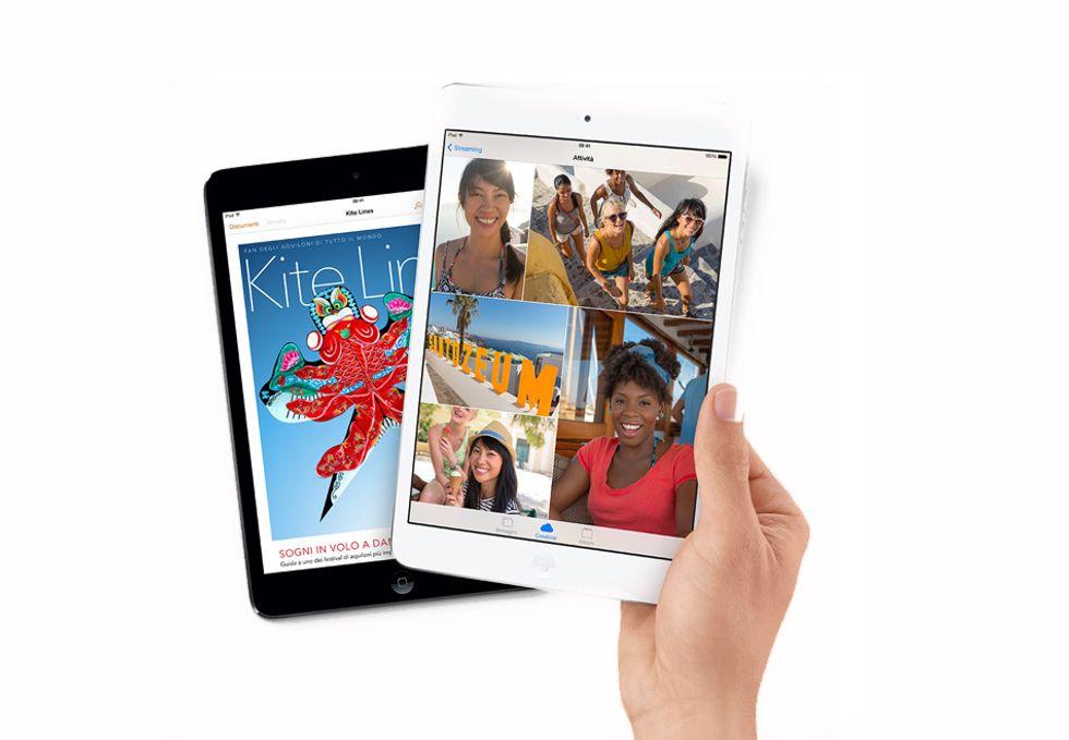iPad Air o Mini? Una scelta difficile