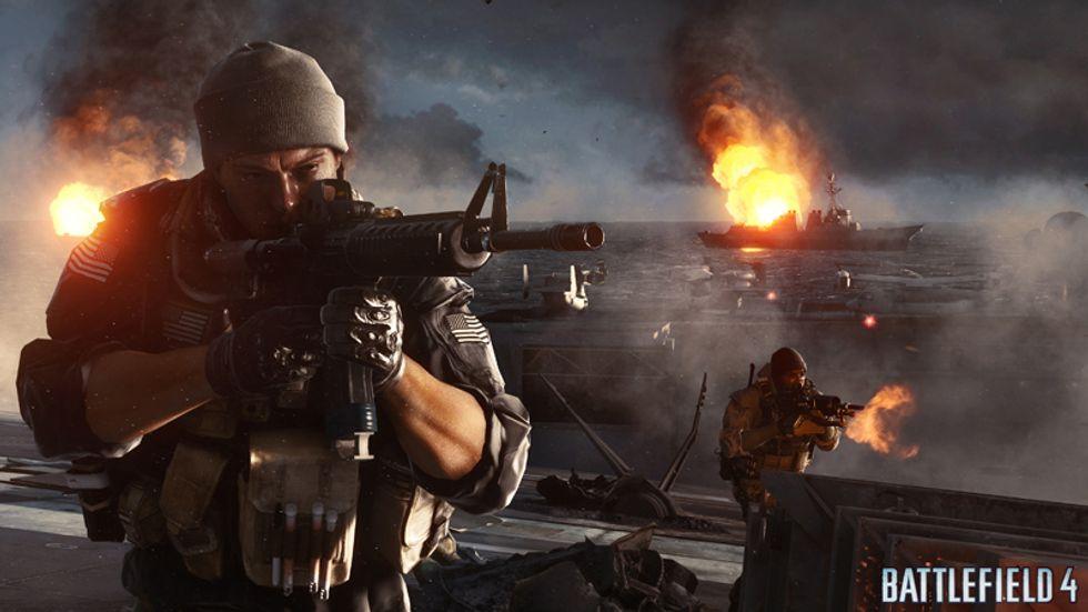 Battlefield 4, il trailer della campagna