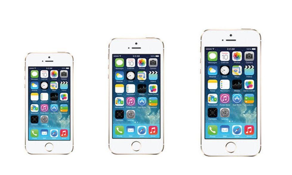iPhone: il futuro è in taglia L (e XL)