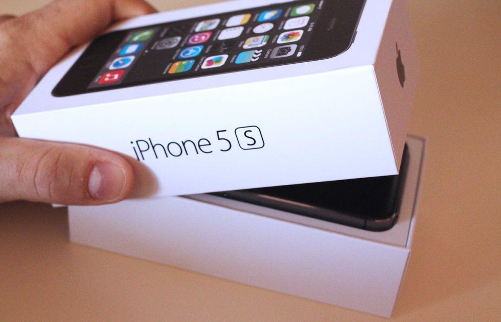 iPhone 5S, la nostra prova a tempo