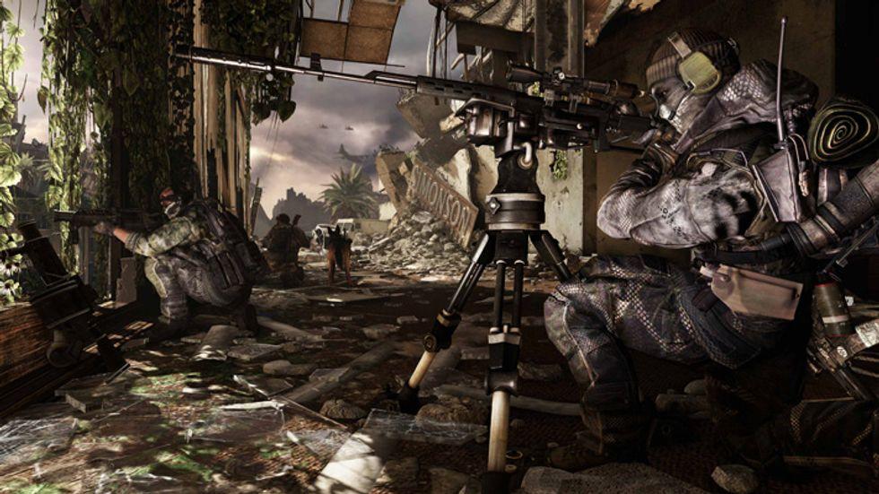 Call of Duty: Ghosts, guida all'acquisto - Trailer