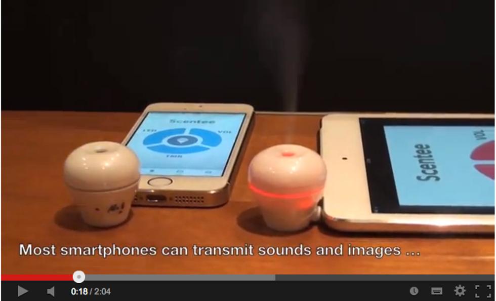 Scentee: notifiche profumate per l'iPhone