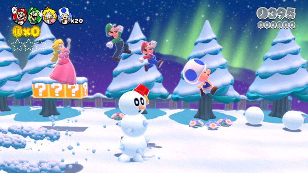 Il Natale di Nintendo, dal 2DS al Wii U