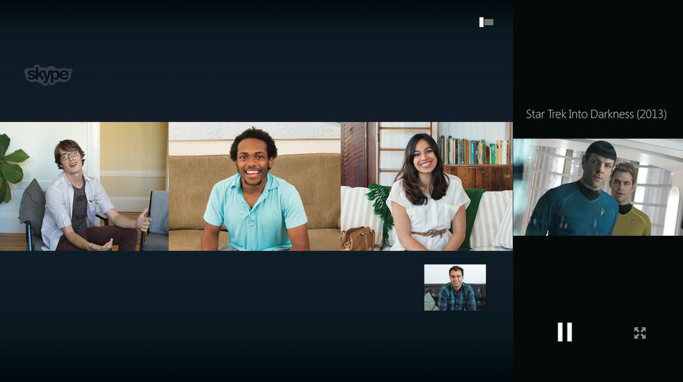Xbox One, ecco come funziona e come cambia Skype