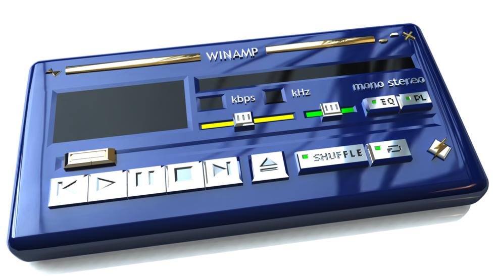 Il lungo addio di Winamp
