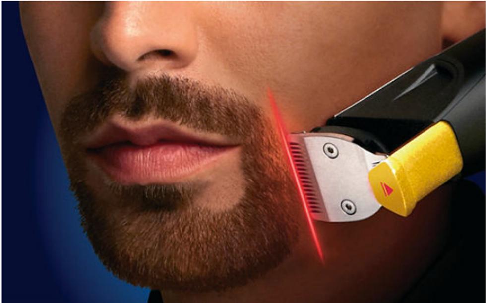 Philips e il rasoio con guida laser