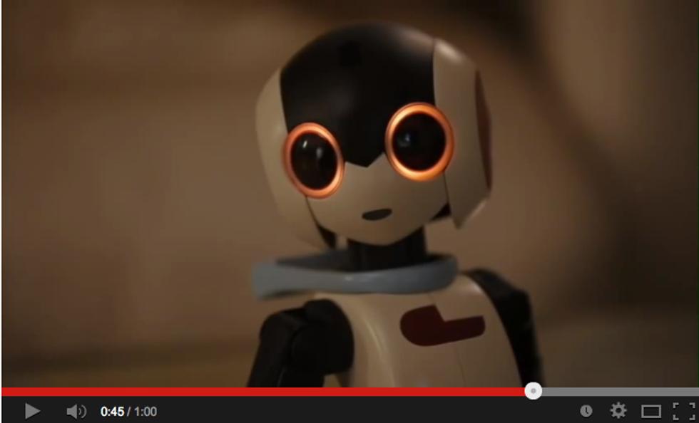 Arriva Robi: il robot che sta spopolando in Giappone