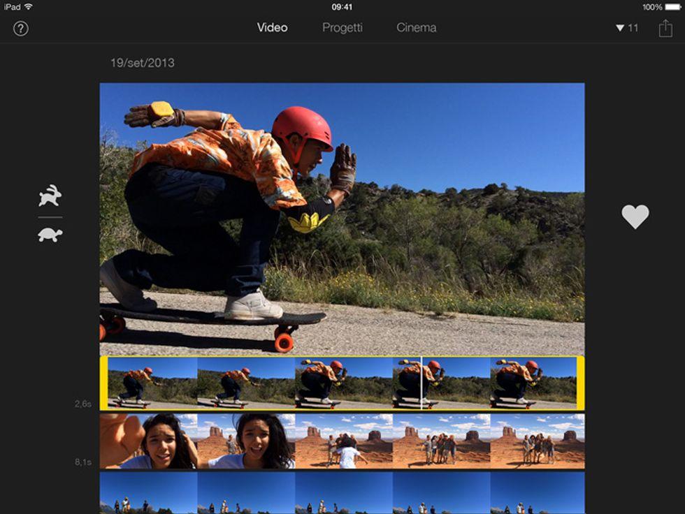 IPad Air: 8 app per girare un film