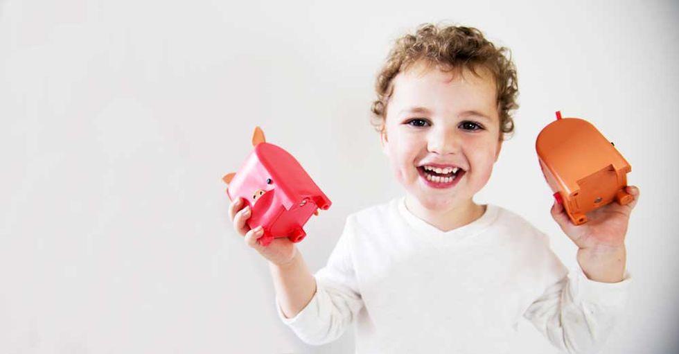Toymail: per comunicare con i figli