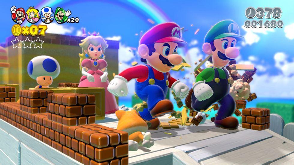 Super Mario 3D World, 5 motivi per non perderlo