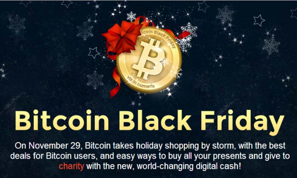Bitcoin: usatelo anche per i regali di Natale