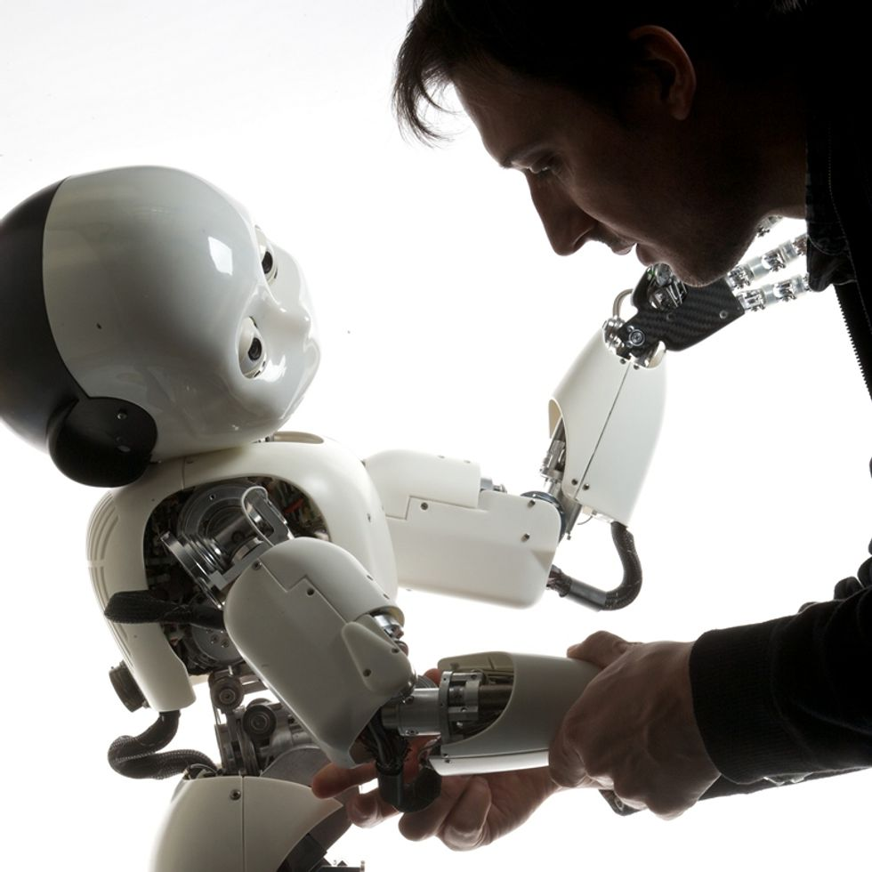 I 7 robot più sorprendenti del 2013