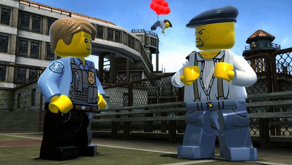La Nuova Zelanda dice no ai Lego troppo violenti