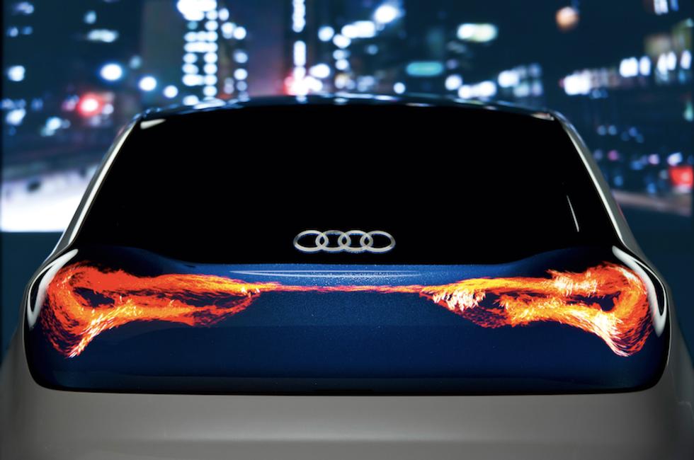 Android sale a bordo di Audi per sfidare Apple
