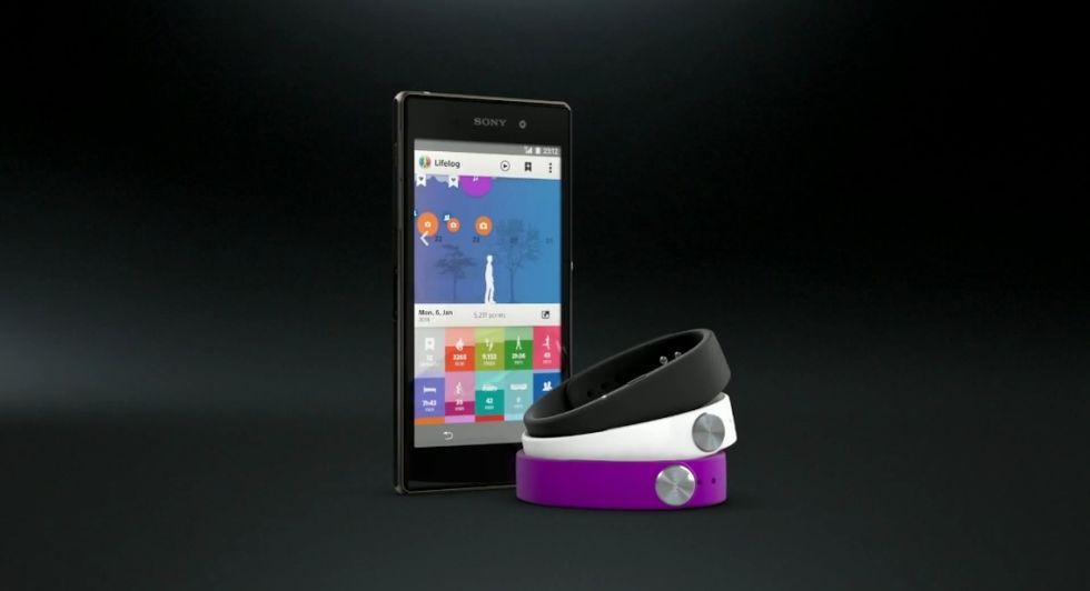 Sony Smartband, lo smartwatch del futuro non avrà display