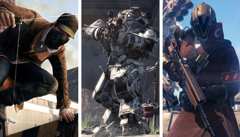 I videogame più attesi del 2014